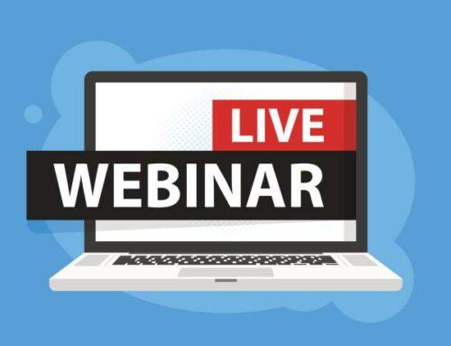 MSI Live Webinars for November/December
